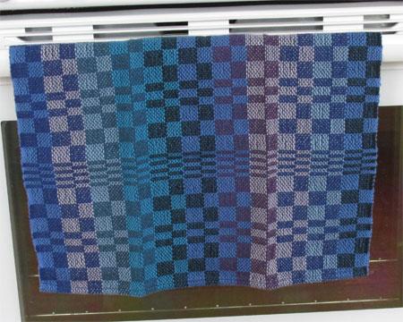 gemtones solid towel