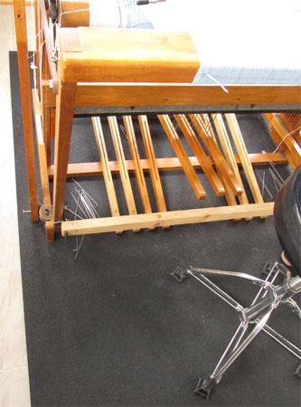 horse mat to loom mat