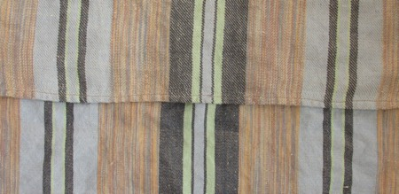 tabby and twill towels