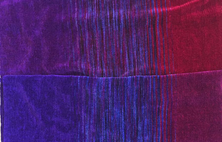 rayon chenille shawls: Warning comparison