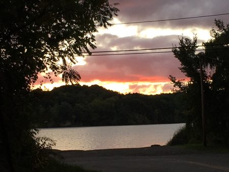 bay sunrise 2