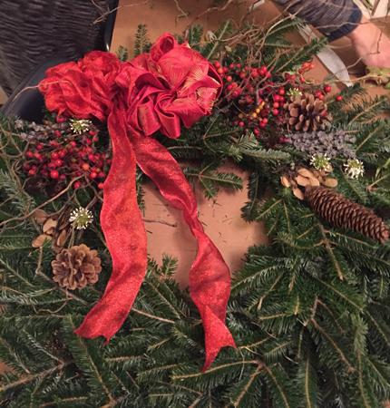 Susie's wreath
