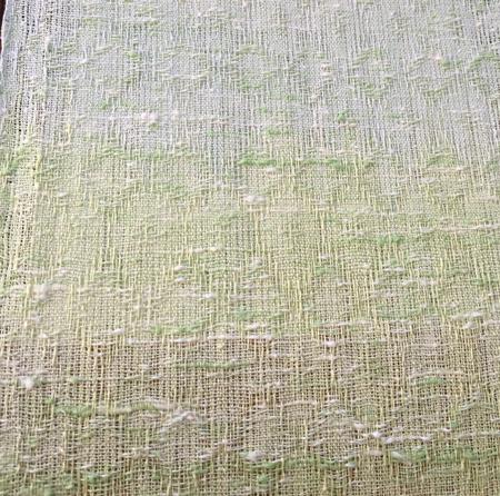 raku threading with texture