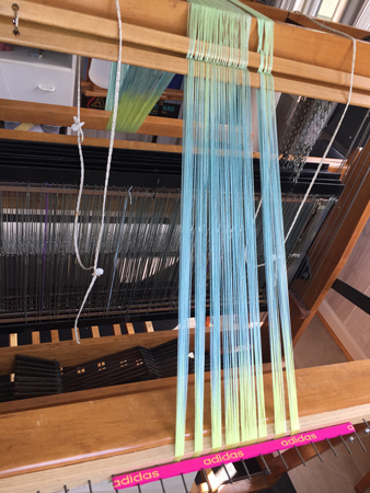 beaming the warp on the Macomber