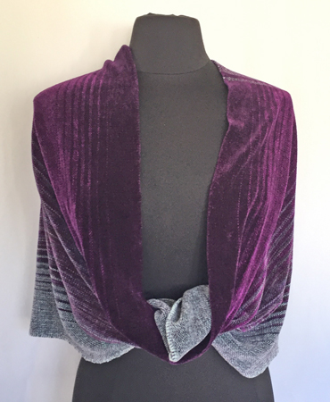 cowl-wrap with shoulders 2