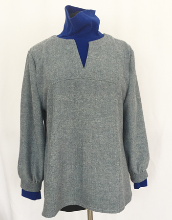 tunic front