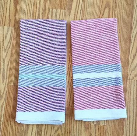 2 more towels