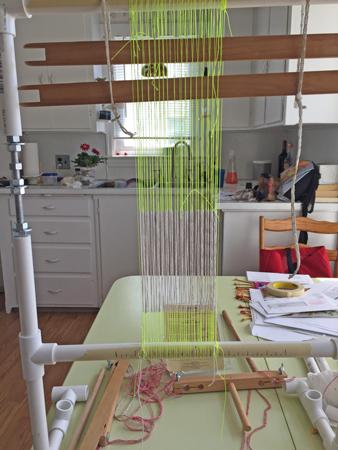 tiny tapestry loom