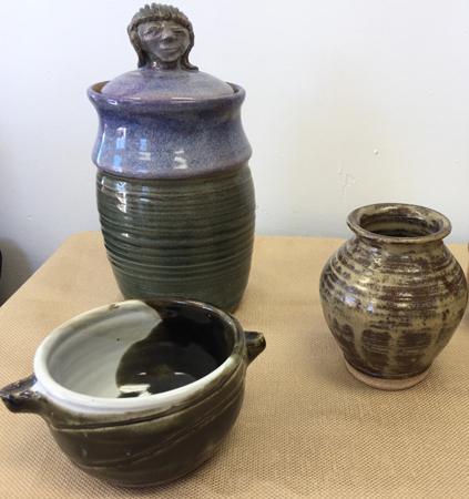 Debi's pots