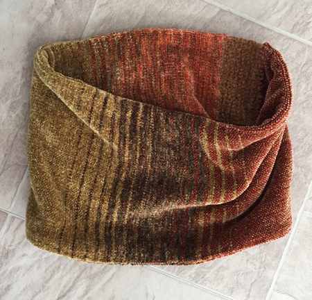 Autumn Joy small cowl