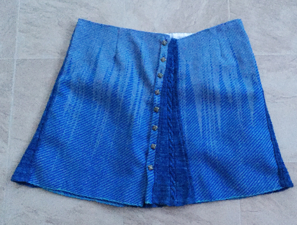hand made skirt