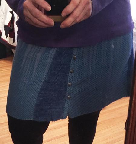 me in my skirt again