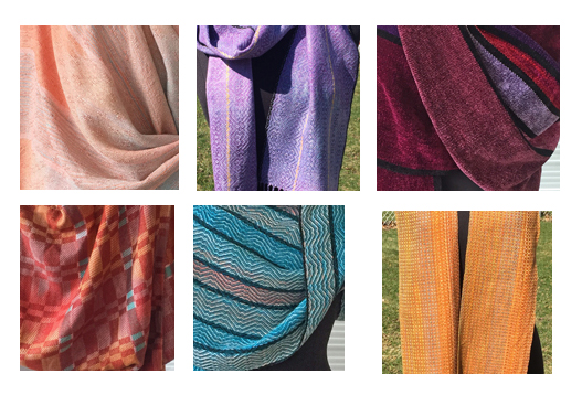 collage of weaving thumbnail images