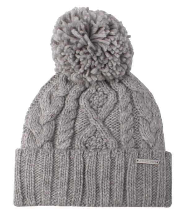 Michael Kors cable knit hat