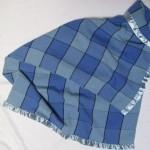 custom blocks baby blanket